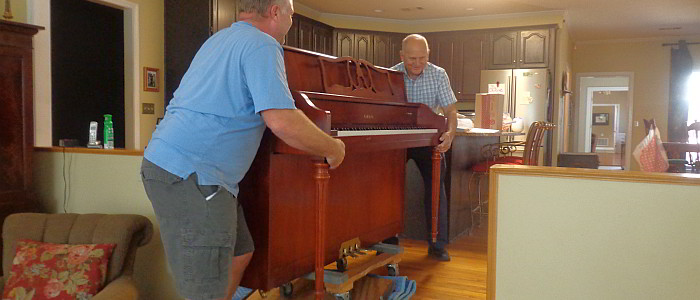 Piano Movers in Montgomery, AL