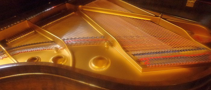 Grand Piano in Montgomery, AL