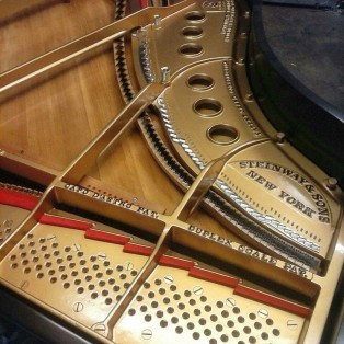 Piano Refinishing in Montgomery, AL