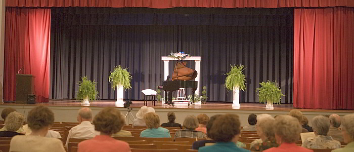 Rental Piano in Montgomery, AL