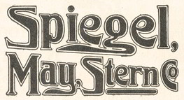 Spiegel, May, Stern Co - logo