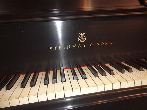 Steinway Baby Grand Piano for Sale in Montgomery, AL - Original Ivory Keys