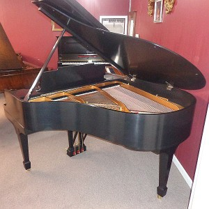 Steinway Baby Grand Piano for Sale in Montgomery, AL - Refinished Lid and Cabinet