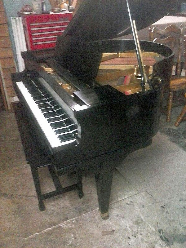 Estey Baby Grand For Sale in Montgomery, Alabama