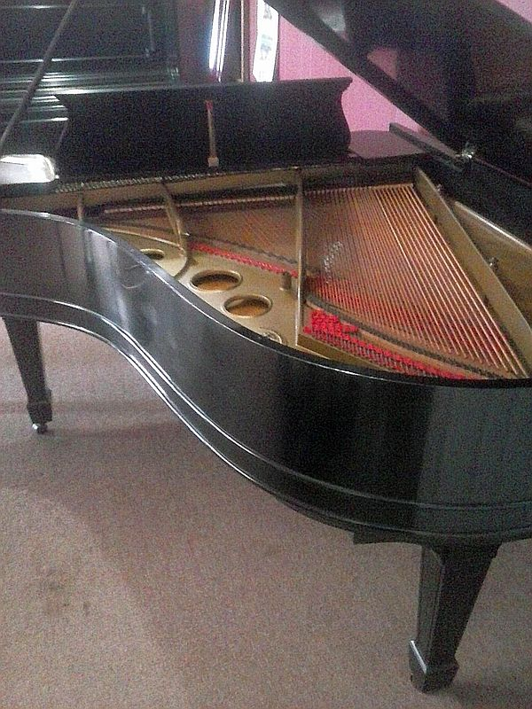 "Steinway Grand Piano - Model ""O"""