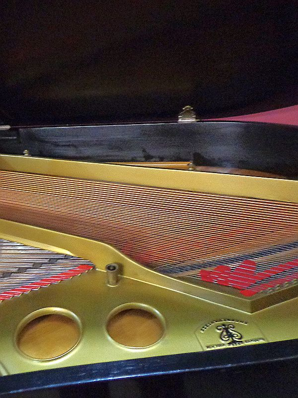 Steinway Grand Piano - Great tone quality