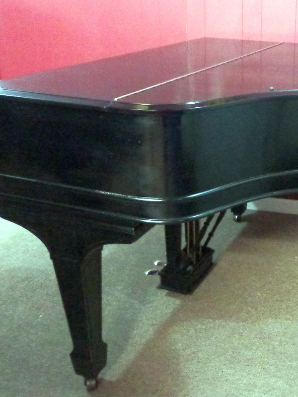 Steinway Grand Piano - Refurbished by Thomas Piano Service