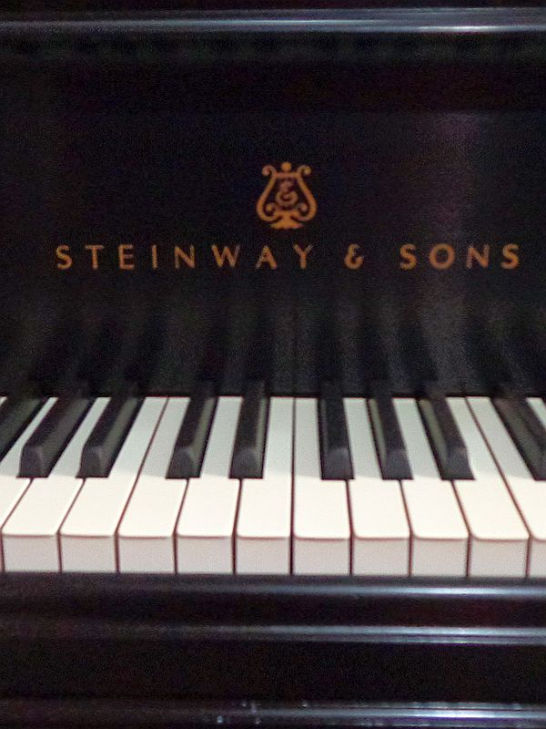 Steinway Grand Piano - Manufactured by Steinway & Sons