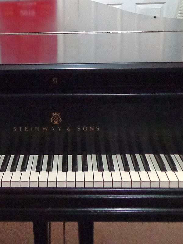 Steinway Grand Piano - Delivery, Setup & Tuning included with price