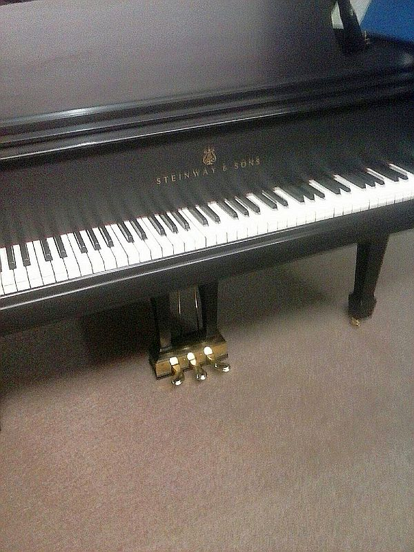 1942 Steinway - Manufactured by Steinway & Sons