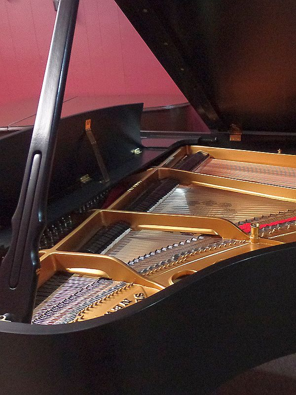 1942 Steinway - new hammers