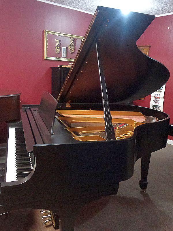 1942 Steinway - new strings