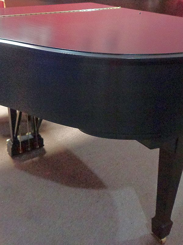 1942 Steinway - Hand-rubbed finish